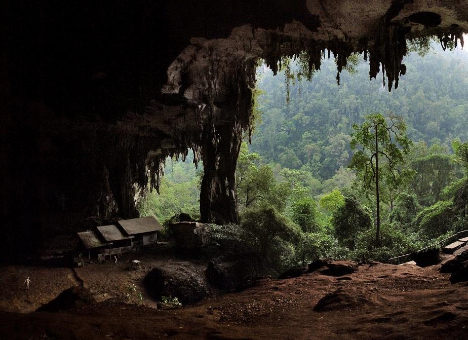 Voyage en Malaisie et visite du village de Sarawak