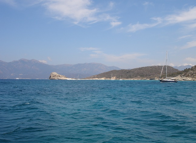 Vacances en bord de mer et kayak en Corse