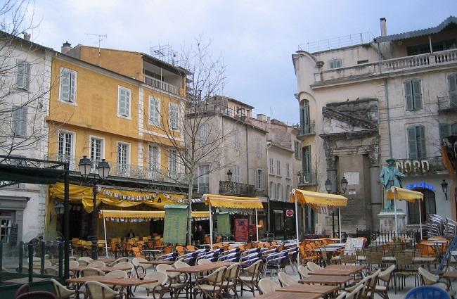 Location de vacance à Arles
