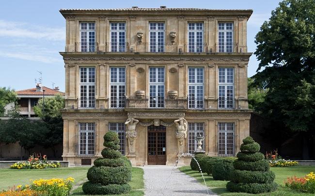 Aix-en-Provence, Pavillon Vendôme
