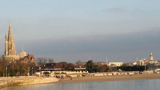 Plage de La Rochelle