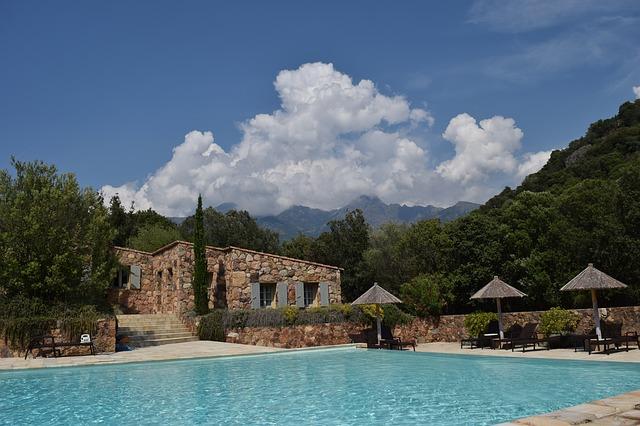 Location villa en corse du sud la beaut de la m diterran e - Villa corse du sud ...