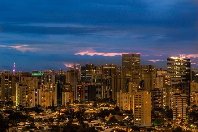 Sao Paulo la nuit