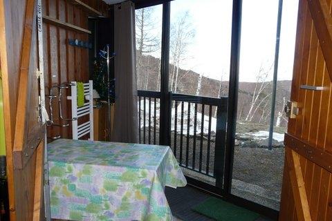 Appartement avec une petite terrasse