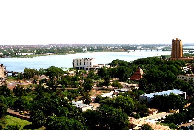La ville de Bamako