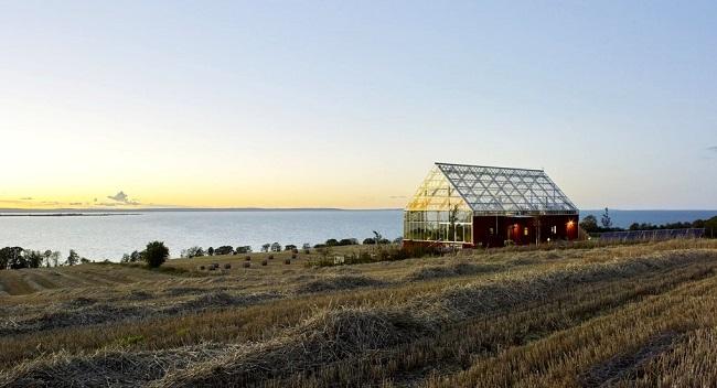 Maison solaire ©tailor-made.se