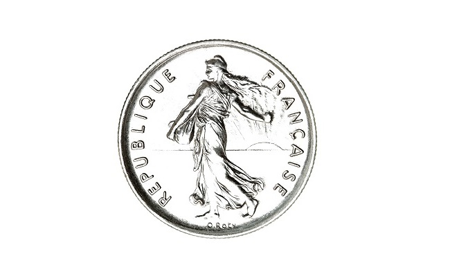 La Semeuse, symbole de la France
