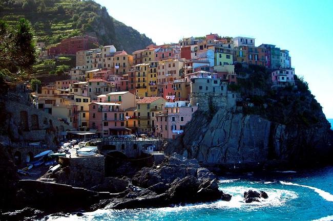 Week end romantique Cinque Terre