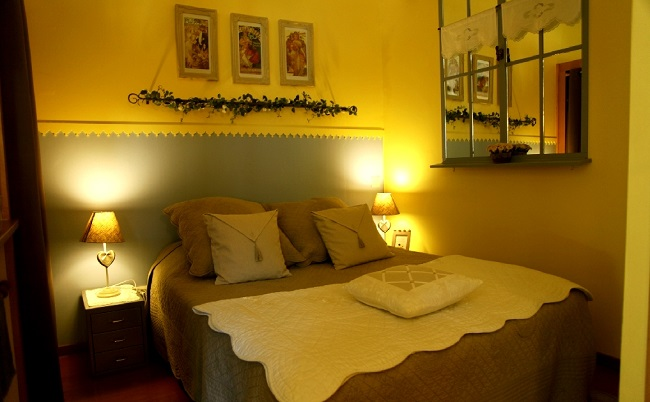 Chambre cosy dans l'Ain