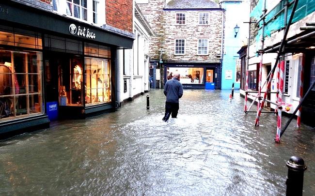 Inondation en France