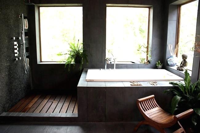 Salle d'eau lumineuse ©Push Design