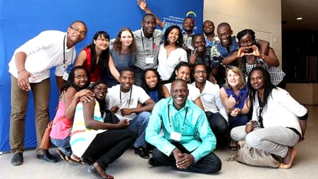 Volontariat International de la Francophonie ©OIF