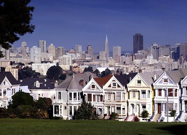 Joli panorama pendant vos vacances à San Francisco