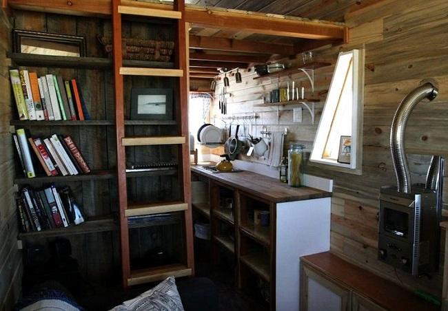 Petite maison cosy © Tiny A story about living small