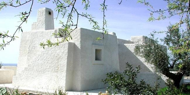 Maison en cendres volcaniques ©0-co2 architettura sostenibile