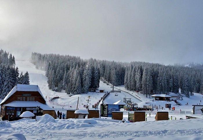 Kopaonik est la plus grande et station de ski de Serbie
