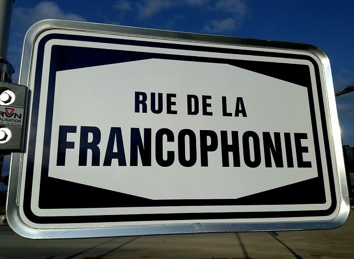 Les origines du mot Francophonie